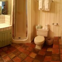 Townhouse bathroom